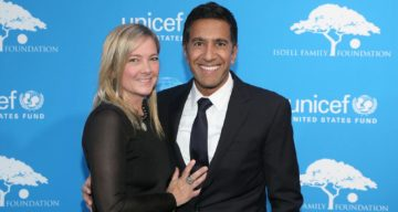 Rebecca Olson Gupta Wiki: Facts About Dr. Sanjay Gupta's Wife