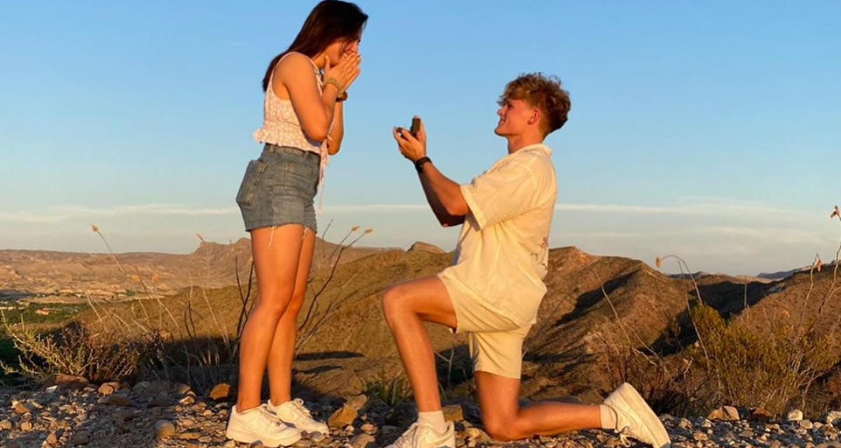 Ryan Trahan and Haley Pham Relatioship History - they are engaged