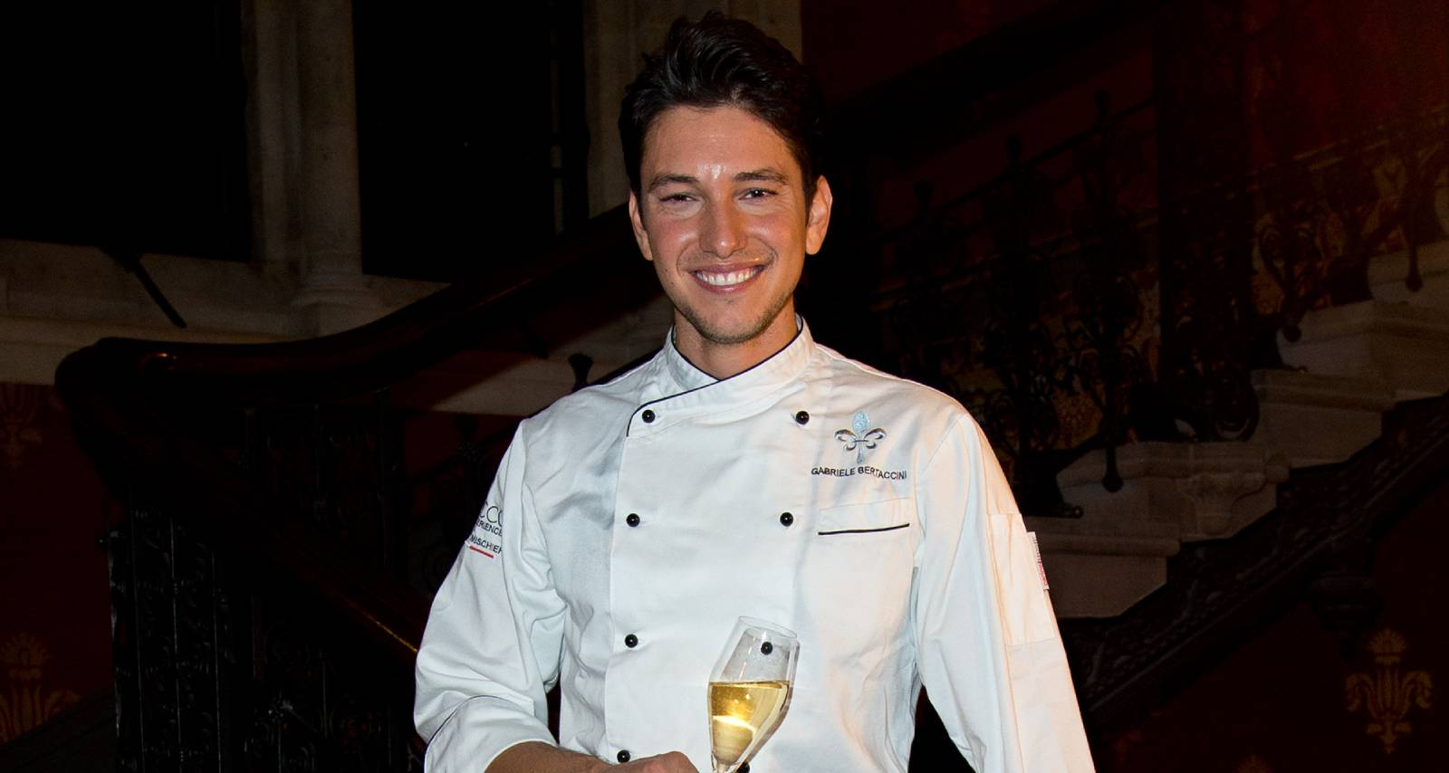 "Gabriele Bertaccini Wiki, Age, Education and Facts About the Chef on Netflix's ""Say I Do"""