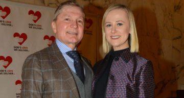 Husband Gary Flom and Wife Svitlana Flom