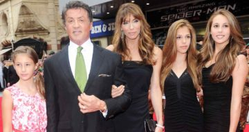 Meet the Famous Stallone Scions Who Witnessed Dad, Sylvester Stallone's Rise to Stardom