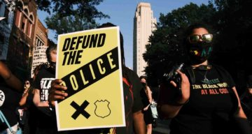 Fact Check: Is Ford Motor Company contributing to Defund the Police movement?