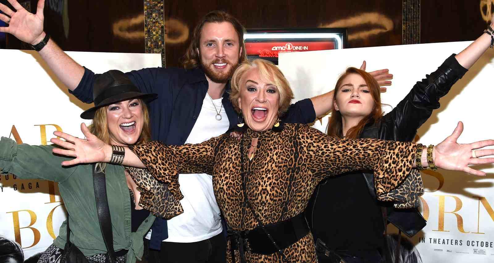 Who Are Tanya Tucker's Daughters, Presley Tanita Tucker and Layla LaCosta Laseter