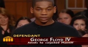 "FACT CHECK: Was George Floyd Ever on ""Judge Judy""?"