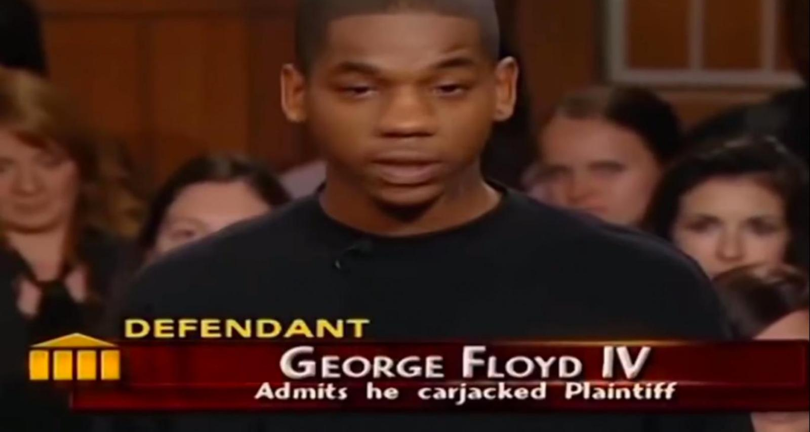 """FACT CHECK: Was George Floyd Ever on """"Judge Judy""""?"""