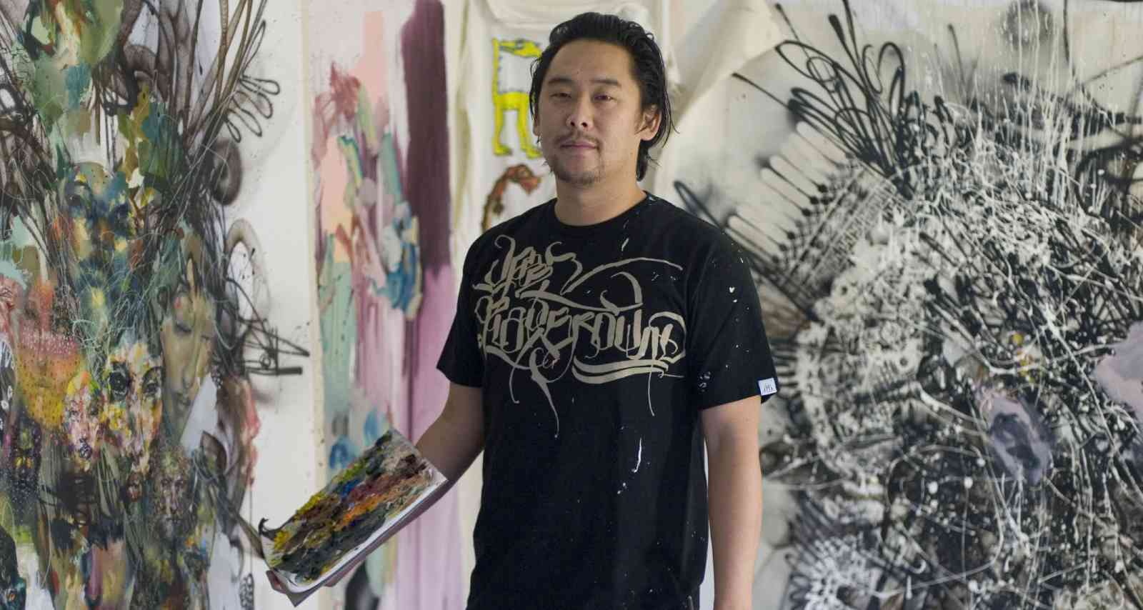 David Choe's Net Worth: The Street Artist's Facebook Story that Made Him Rich