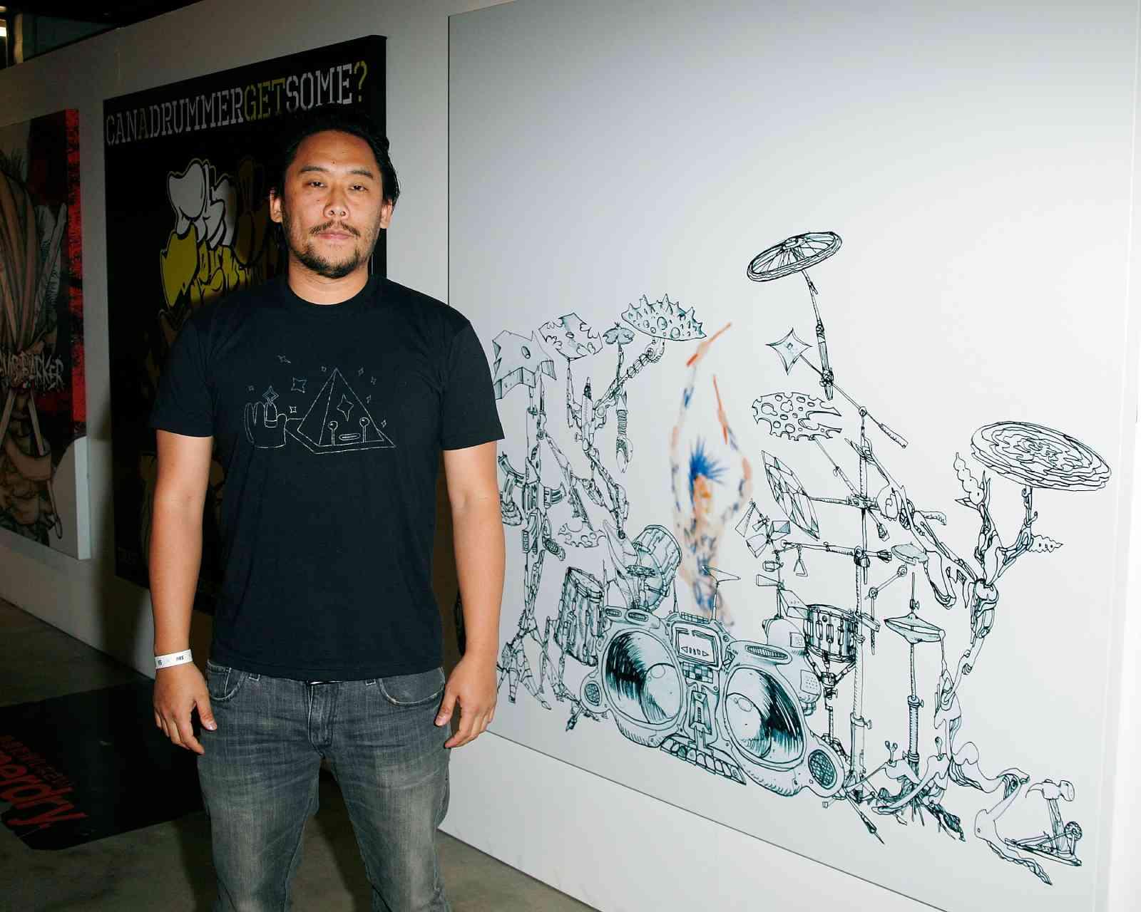 Artis David Choe