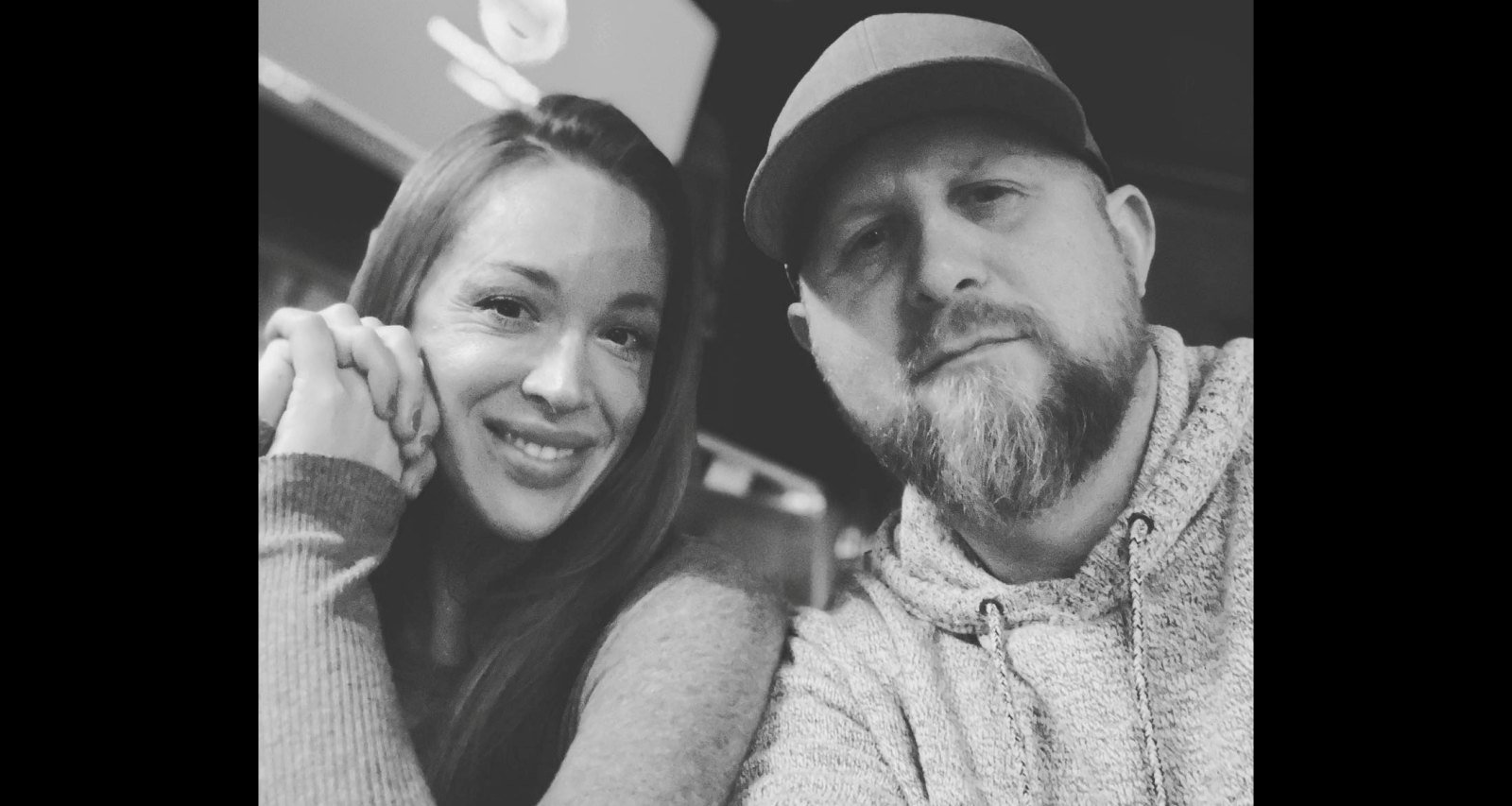 Brad Parscale with wife Candice Blount