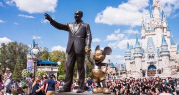 Disneyland moving to Texas
