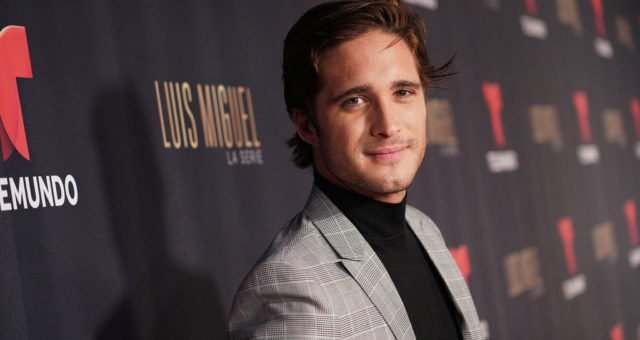 Diego Boneta, #8 on our Hispanic Heritage Month Top 10 Up-and-Comers List