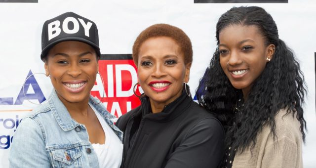 Jenifer Lewis' Family