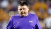 Who is LSU Coach Ed Orgeron Dating?