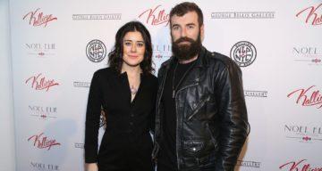 Manon Mathews and Stephen Murphy