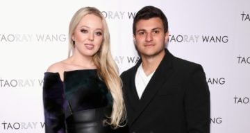 Tiffany Trump and Michael boulos