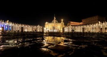 Vatican's St. Peters Basilica