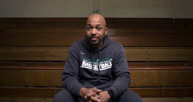 John Mosley Last Chance U Basketball