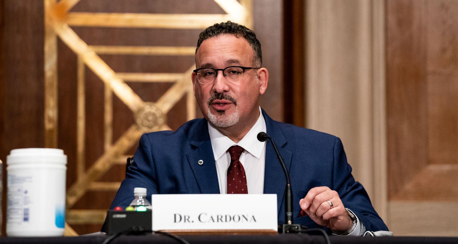 Miguel Cardona