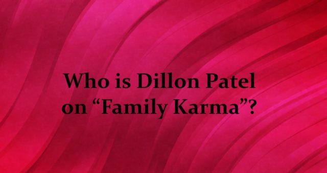 Dillon Patel Wiki