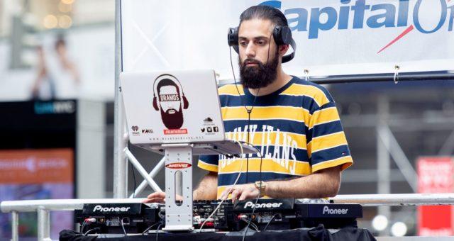 DJ Dramos Leaving breakfast club