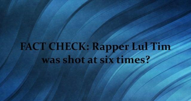 Lul Tim Shot Dead