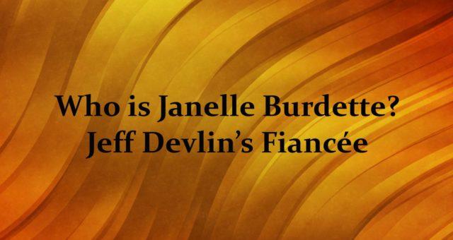 Janelle Burdette wiki