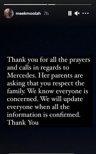 Mercedes Murr dead
