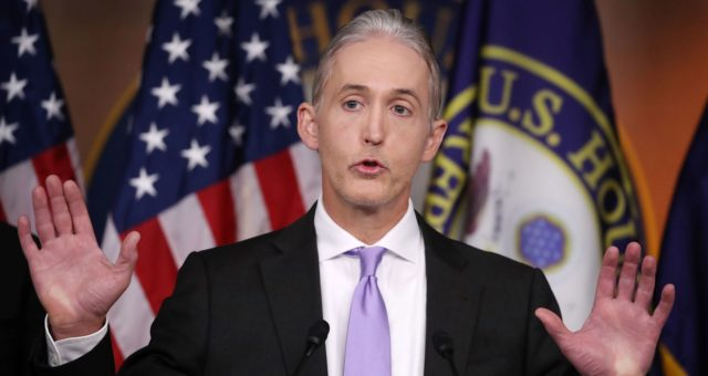 is trey gowdy related to curt gowdy