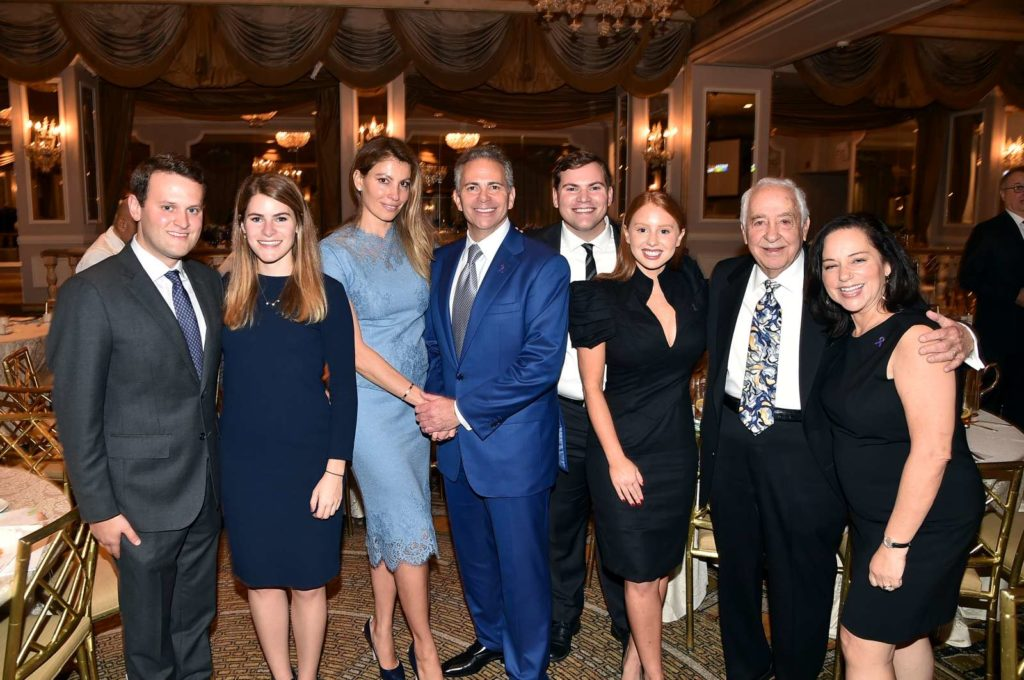 Zachary Weinreb family